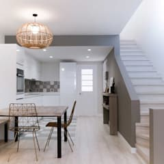 Built-in kitchens by Zarco Interiorisme