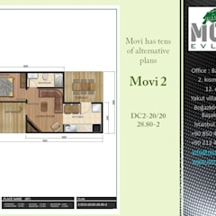 MOVİ evleri – MOVI SHIPPING CONTAINER  HOMES 1 :  tarz Villa