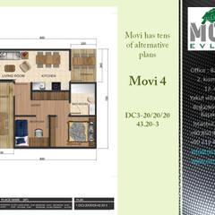 Kabin by MOVİ evleri