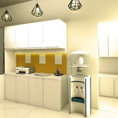 Small kitchens by Designs Combine