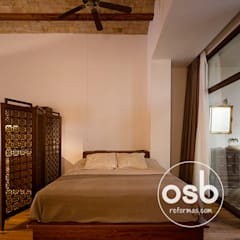 Small bedroom by osb reformas