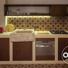 Kitchen units by osb reformas
