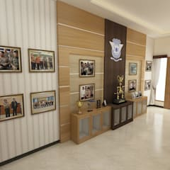 Corridor & hallway by Arsitekpedia