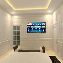 Rumah Klasik:  Ruang Multimedia by Arsitekpedia
