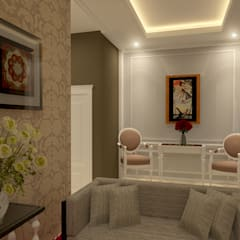 Living room by Arsitekpedia