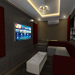 Media room by Arsitekpedia