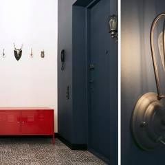 Vintage Apartment:  Wohnzimmer von Bohostudio