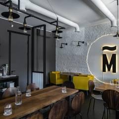 ร้านอาหาร by Bohostudio