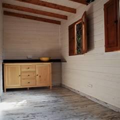 Wooden houses by Casetas de Madera