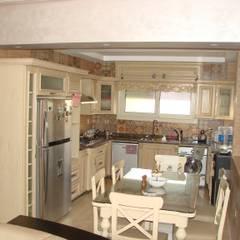 M furniture:  مطبخ ذو قطع مدمجة تنفيذ m furniture - moshir abdallah