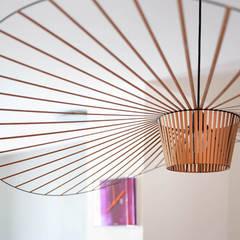 Interieurplan woonkamer in Leiden:  Woonkamer door Regina Dijkstra Design