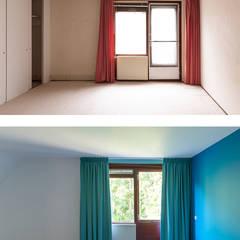 ouderslaapkamer kleine slaapkamer door regina dijkstra design