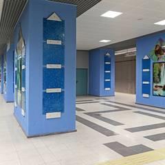 Aeroportos  por DESTONE YAPI MALZEMELERİ SAN. TİC. LTD. ŞTİ.
