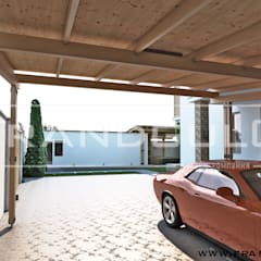 Garage Doors by Frandgulo, Minimalist