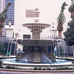 fontane da giardino: Giardino in stile  di CELSAN RENATO SRL