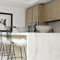 Marylebone:  Kitchen by Decoroom Ltd