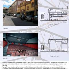 Electronique de style  par studio1.architetti