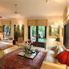 "New Delhi ""Mayfair"": Salon de style  par Hakim-Landoy"