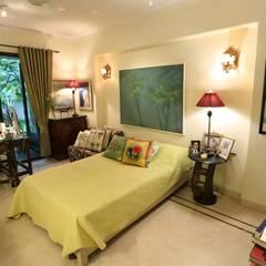 """New Delhi """"Mayfair"""": Petites chambres de style  par Hakim-Landoy"""