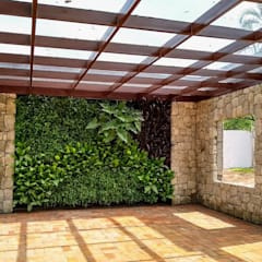 Condominios de estilo  por Atrium Vale Pedras e Projetos