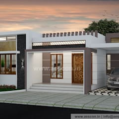 فيلا تنفيذ Aescon Builders and Architects