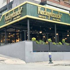 ร้านอาหาร by DESTONE YAPI MALZEMELERİ SAN. TİC. LTD. ŞTİ.