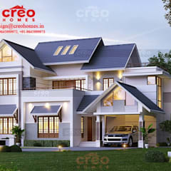 Commercial Spaces by CreoHomes Pvt Ltd