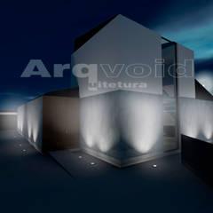 บ้านสำหรับครอบครัว by Arqvoid - Arquitetura e Serviços, Lda.