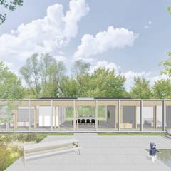 Modle woningen - perfect tot in de details:  Villa door Modle Woningen