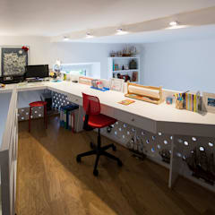 Media room by officinaleonardo