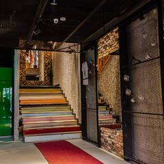 قبو النبيذ تنفيذ Loft House Tasarım Ofisi