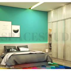 Bedroom by Inspace Studio