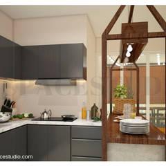 Kitchen by Inspace Studio