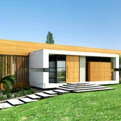 Terrace house by Taller 3M Arquitectura & Construcción