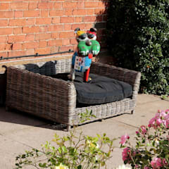 Dog Bed:  Garden by Garden Furniture Centre