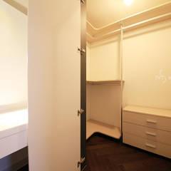 Dressing room by 스테이 모던 (Stay Modern)