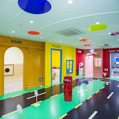 Plabo- Children's museum:  Museums by The Design Company India