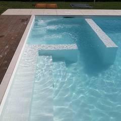 Banheiras de hidromassagem  por SICILY POOL SRL