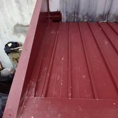 Двускатные крыши в . Автор – Black Oak Company group|( Ooty. )( Timberman )( Growing )