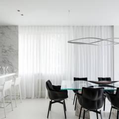 Wellhouse: Столовые комнаты в . Автор – Geometrix Design