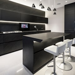 Доминион: Кухни в . Автор – Geometrix Design