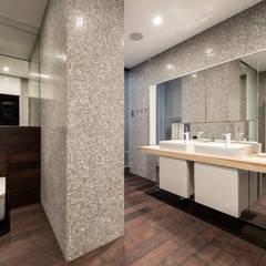 Доминион: Ванные комнаты в . Автор – Geometrix Design