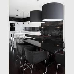 Кутузовская Ривьера I: Столовые комнаты в . Автор – Geometrix Design