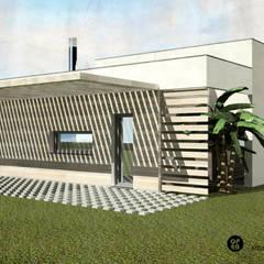 Маленькие дома в . Автор – ATELIER OPEN ® - Arquitetura e Engenharia
