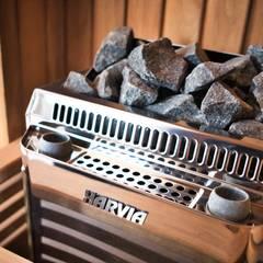 Sauna kachel:  Spa door Cleopatra BV