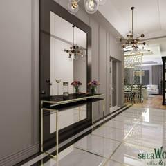 Sherwood Furniture&Project&Design&Office – PROJECTS:  tarz Koridor ve Hol, Modern