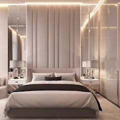 UI021: Спальни в . Автор – U-Style design studio