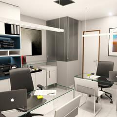 Study/office by Espaço Arquitetural | Arquitetos em Natal
