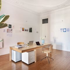 Study/office by Alessandro Guimaraes Photography, Minimalist