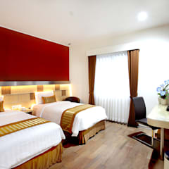 ruby hotel: Hotels oleh daun architect, Modern